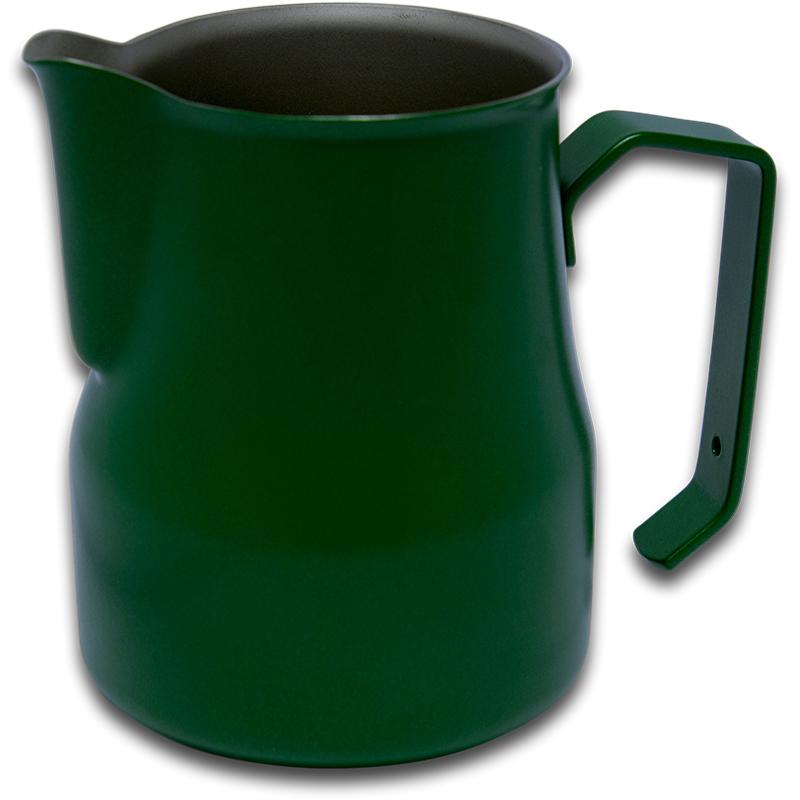 Motta konvička na šlehání mléka Europa, zelená, 35 cl