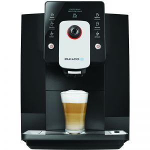 PHEM Automatické espresso 1001, černá