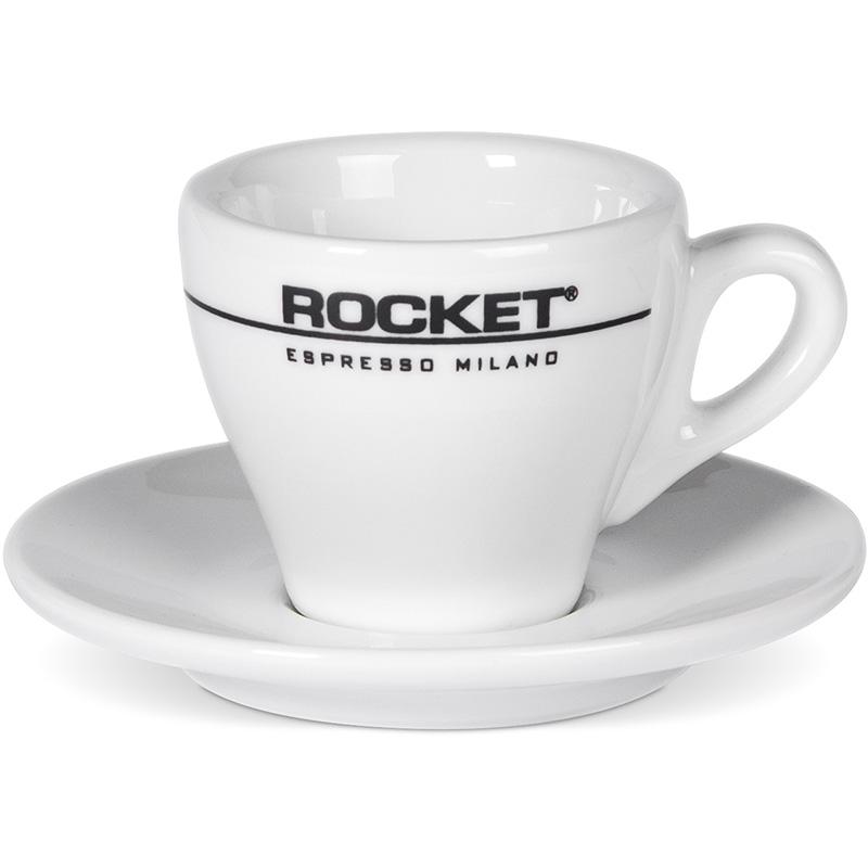 Rocket Espresso šálek s podšálkem 60 ml