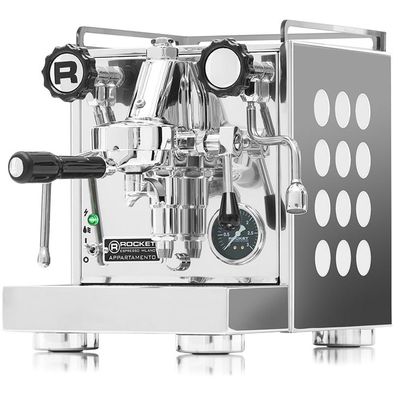Rocket Espresso Appartamento, white