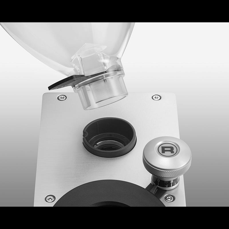 Rocket Espresso FAUSTINO, chrome