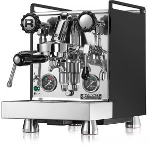 Rocket Espresso Mozzafiato Cronometro R, černá