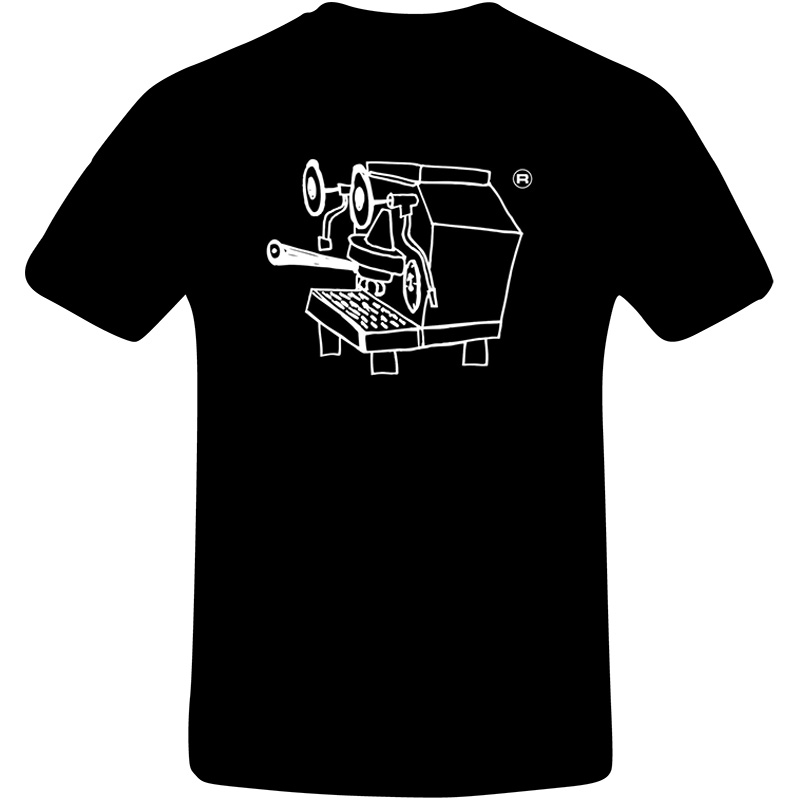 Rocket Espresso tričko Giotto, černé, XL