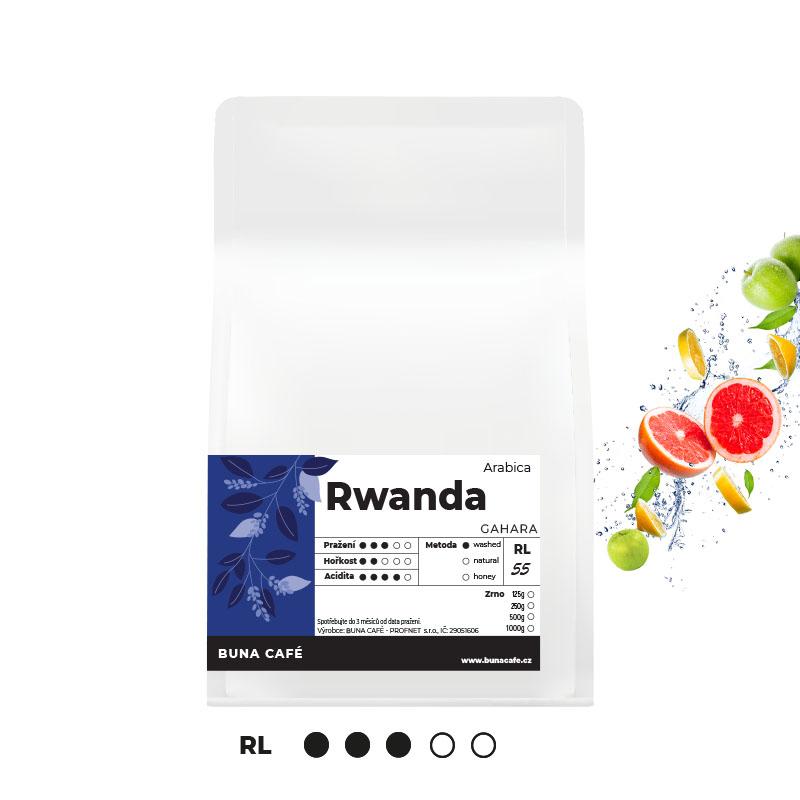 Rwanda, Gahara, RL55, 500g