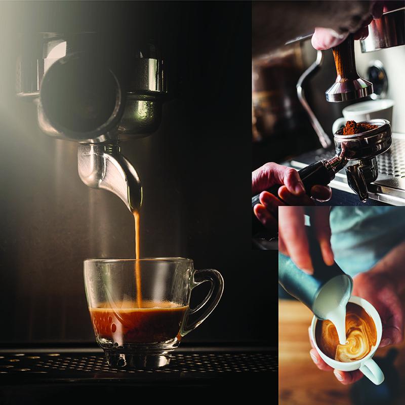 Buna café školení BARISTA EXPERT