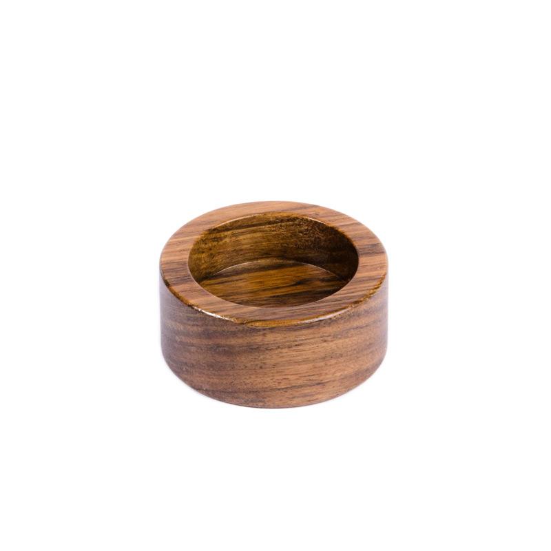 Buna café podstavec na tamper, ovangkol, 42 mm